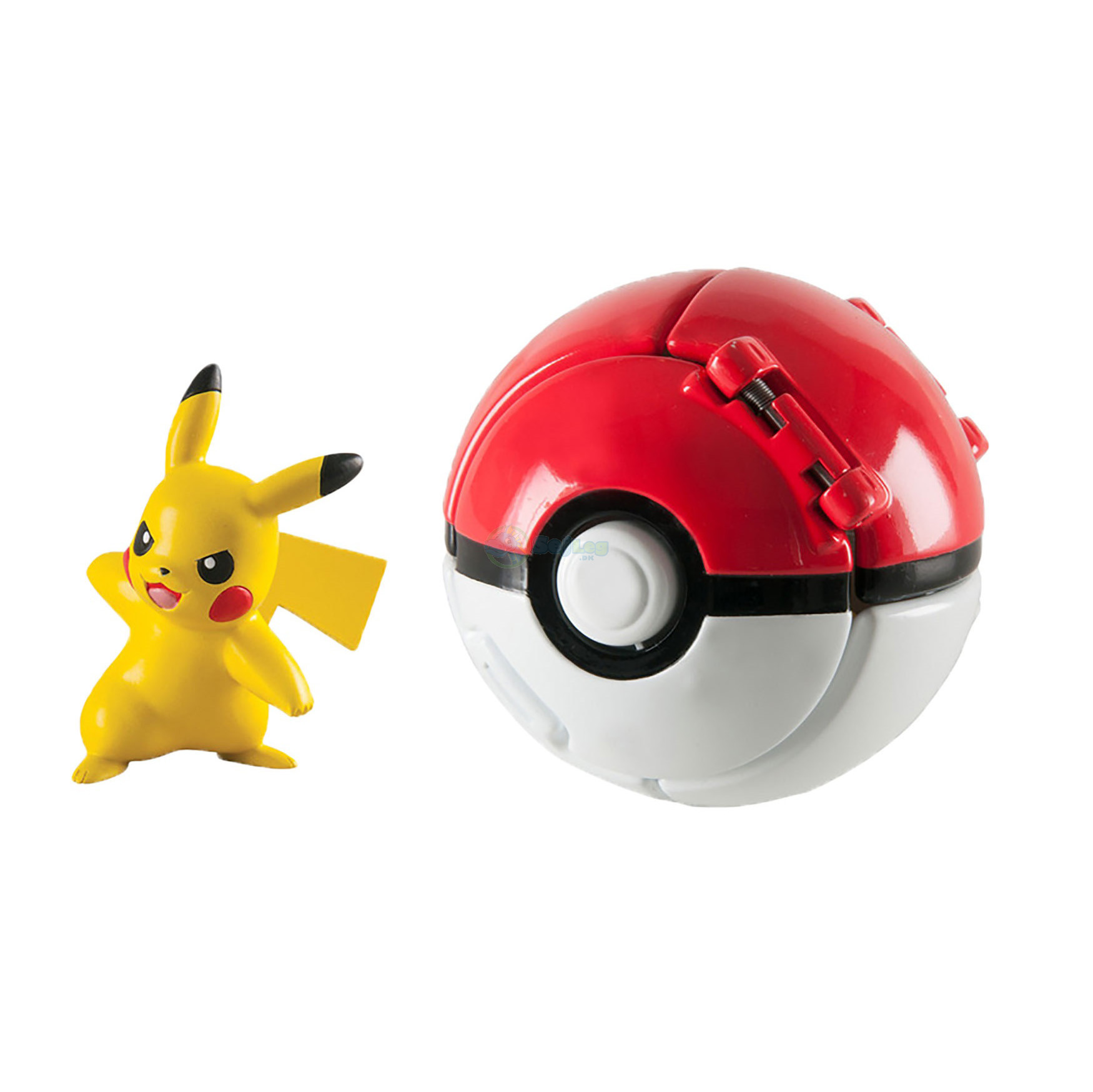 Pokemon Pokeball inkl. figur - Pikachu