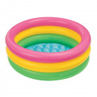 INTEX - 3-Rings Baby Pool - Ø 86 cm.