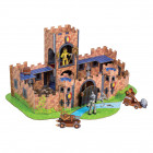Stikbot Zanimation Film Set Castle med 1 figur