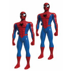Spiderman figur som Walkie Talkie