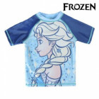 Frozen bade t-shirt - 3-4 år