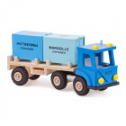 New Classic Toys - Containerlastbil med 2 containere