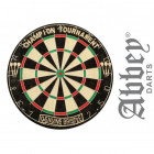Dartskive Classic Bristle by Abbey Dart