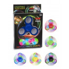 Cool Fidget spinner med LED Lys