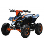 Orange EL Mini ATV 1000W el-motor, lys og fart begrænser