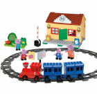 Gurli Gris Togbane - Peppa Pig Train Station