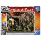 Ravensburger puslespil 100 XXL - Jurrasic World, The fallen kingdom