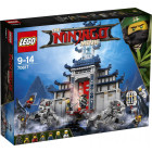 LEGO Ninjago Movie - Det Ultimative Våbens Tempel 70617
