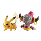 Pokemon Articulation figur - Pikachu vs Hoopa