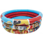 Paw Patrol 3 rings pool -  Ø 100cm.