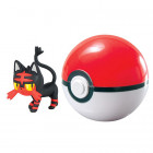 Pokemon Pokeball inkl. figur - Litten