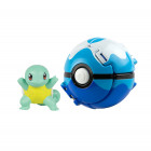 Pokemon Pokeball inkl. figur - Squirtle