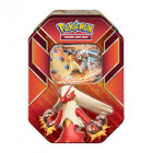 Pokemon kort i tin box 2015 Summer - Blaziken EX kort