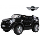 BMW Mini Cooper Beachcomber - Sort 12V Elbil