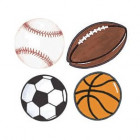 Wallstickers - Sports bolde
