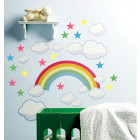 Wallstickers - Rainbow Room