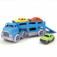 Green Toys - Car Carrier Med 3 Mini Biler i 100% Genbrugsplastik